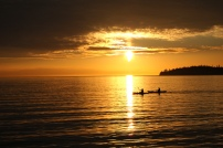 Scenic views of Birch Bay