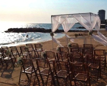 A beautiful setting for a ceremony