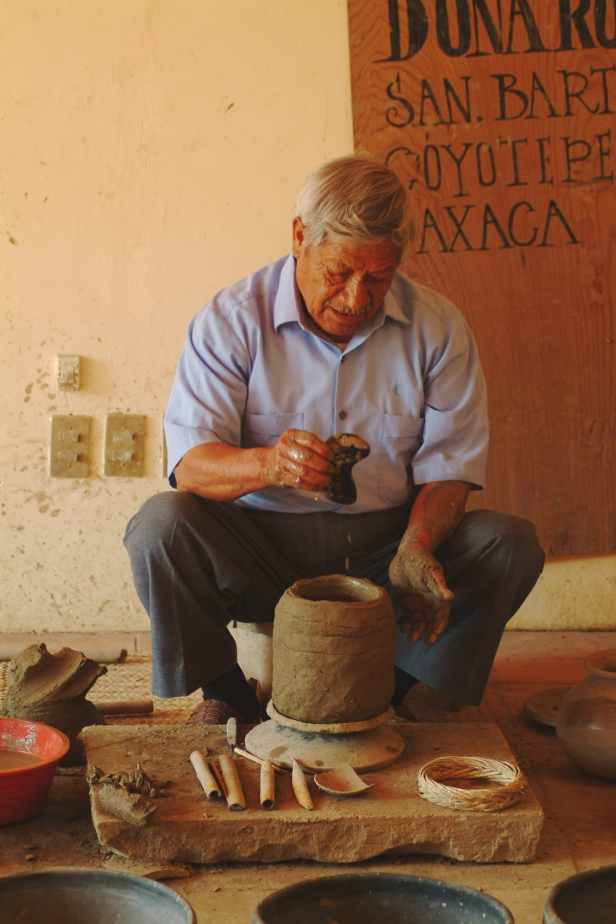 Famous handcrafts from Oaxaca