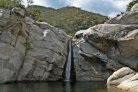 Fox Canyon Waterfall