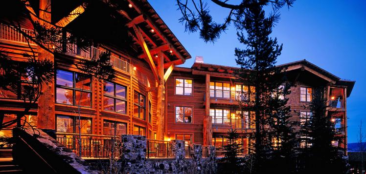 Teton Club, Jackson Hole, WY